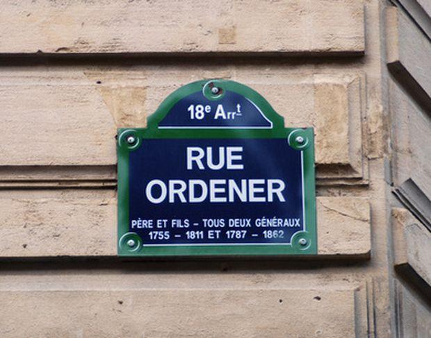 Rue Ordener © Julien Vivet - Fotolia.com