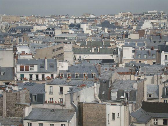 La précarité énergétqiue à Paris © MP.