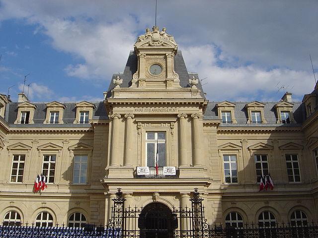 Mairie du 3e arrondissement © 2005 David Monniaux sous licence creative commons