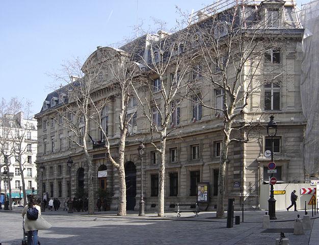 Mairie du 4ème arrondissement © Gérard Janot sous licence creative commons