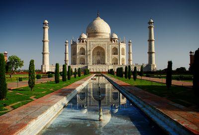 Taj Mahal © jool-yan - Fotolia.com