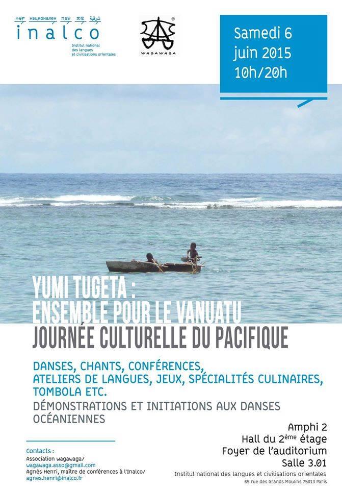 Tous ensemble pour le Vanuatu