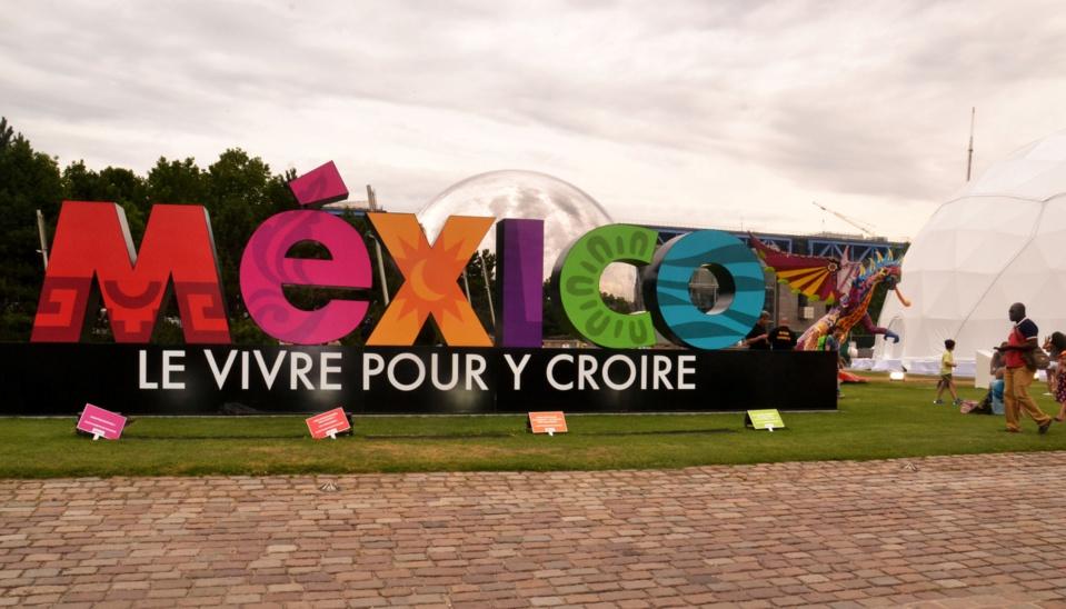 Des couleurs chatoyantes pour le Mexique © AC - PT