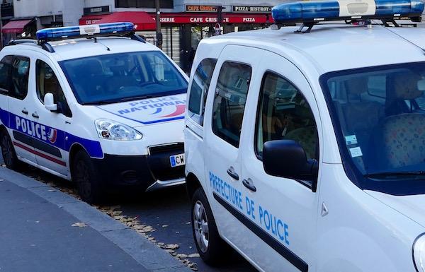 Missions de sécurité à Paris le 15 novembre 2015 © VD - PT