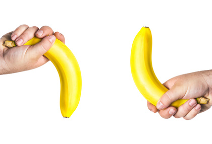 Avoir ou pas la banane © iprachenko - Fotolia.com