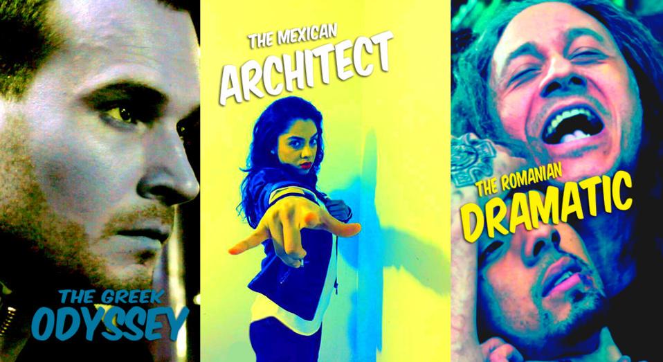 Le drame Roumain, l'architecte Mexicain et le Grec Odyssey