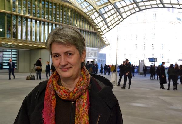 Elisabeth Bourguinat conteste la façon dont les acteurs ont géré le dossier © Paris Tribune