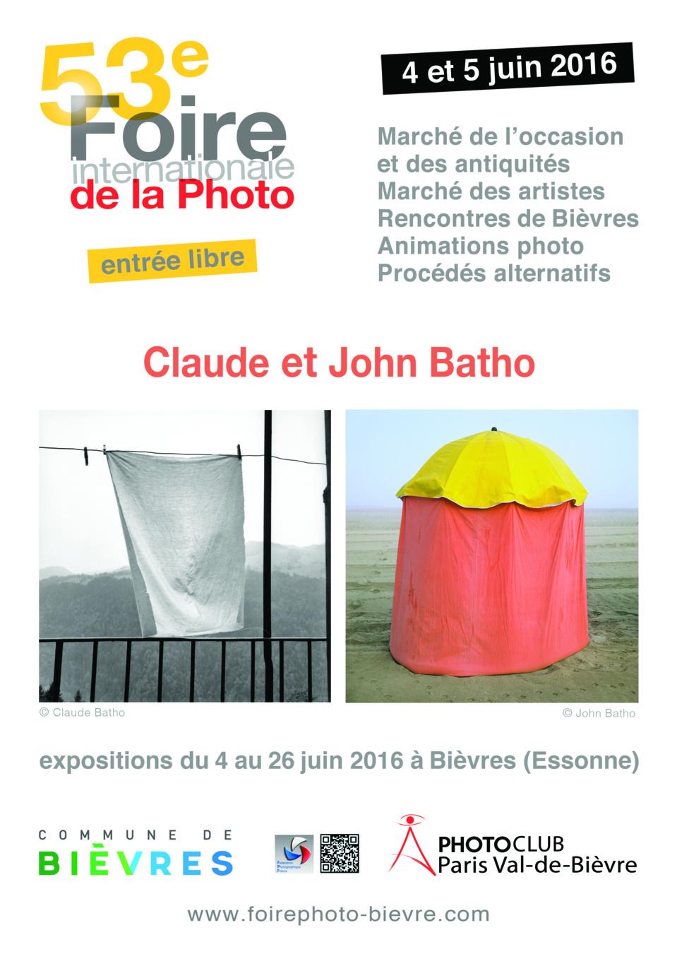 4 et 5 juin, 53e Foire Internationale de la Photo
