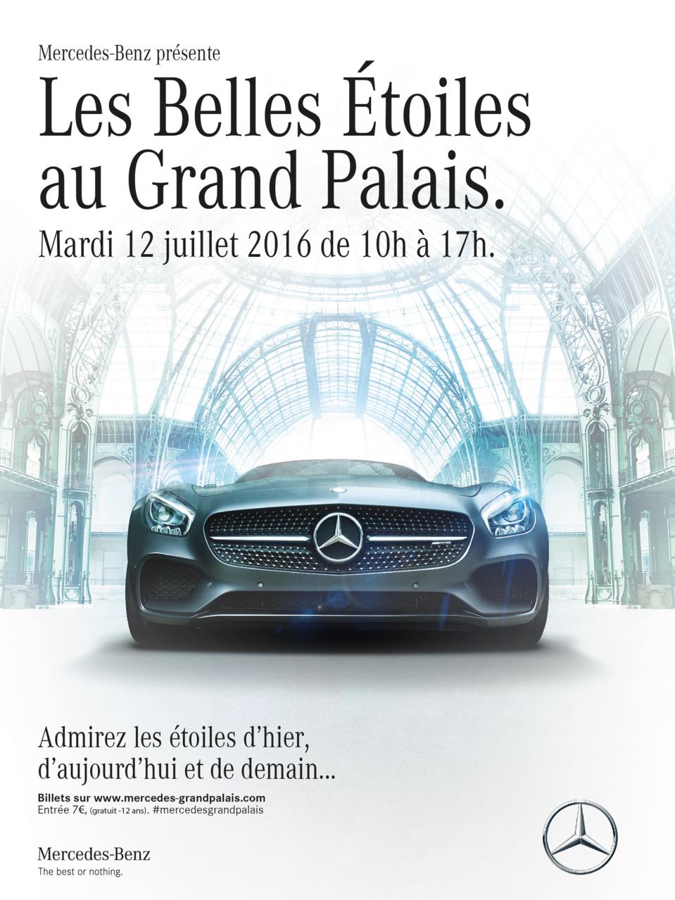 Mercedes-Benz présente Les Belles Étoiles