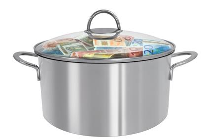 Cuisine budgétaire  © K.-U. Häßler