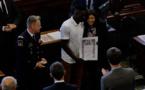 Mamoudou Gassama reçoit la plus haute distinction de la Ville de Paris © VD/PT
