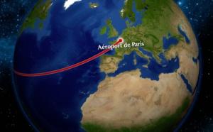 Voyage Tahiti - Paris