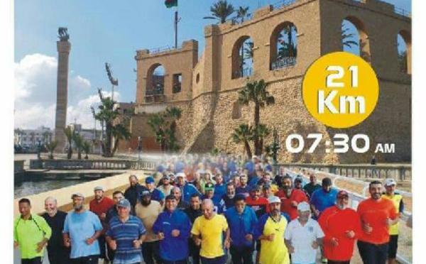 Le semi Marathon de Tripoli