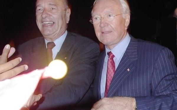 Jacques Chirac, les Tahitiens et la Polynésie française