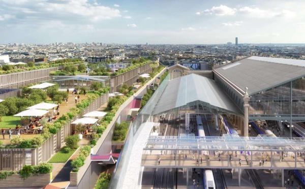 La Gare du Nord, cible des Questions d'Actualités au conseil de Paris