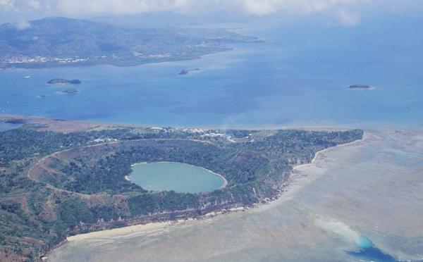 Naissance d'un volcan sans nom à Mayotte