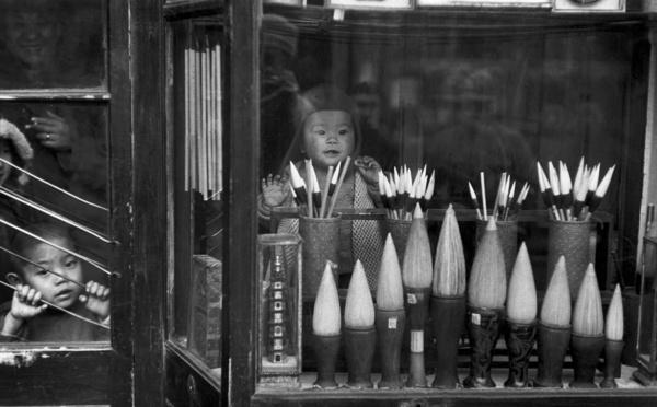 La Chine avant et après les troupes maoïstes, vue par Henri Cartier-Bresson