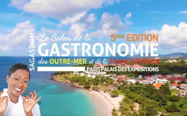 Les nouveautés du Salon de la Gastronomie des Outre-Mer et de la francophonie