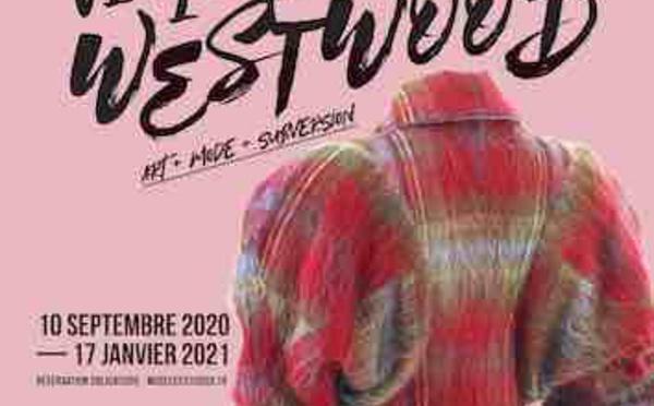 Vivienne Westwood, 'Art, Mode et Subversion', at Musée des Tissus, in Lyon opens September 2020