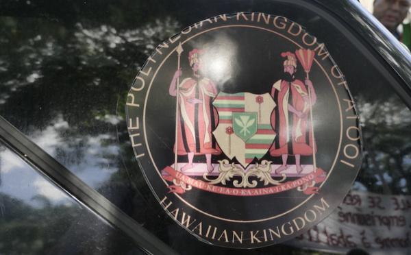 Le royaume hawaiien d'Atooi soutient une demande de revendication de terres à Tahiti