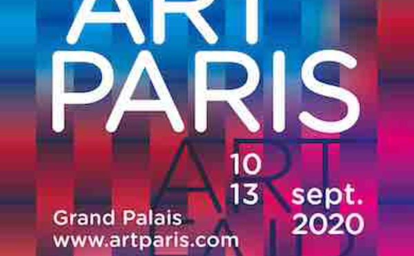 22 Edition of Art Paris Opens in September 2020 at the Grand Palais