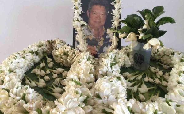 Le retour des cendres d'Abner Guilloux à Tahiti