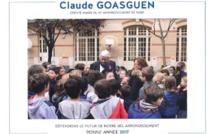 Claude Goasguen dans l'arène