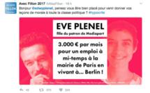 « Paris sans sida » se coordonne depuis Berlin à temps partiel pour 1682 euros net par mois
