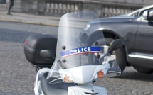 Paris, manifestation le samedi 22 avril 2017