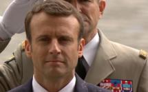 Emmanuel Macron en lien avec Edouard Philippe vérifient la situation des nominés au Gouvernement