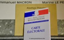 Emmanuel Macron profite du manque d'attractivité du programme de Marine Le Pen à Paris