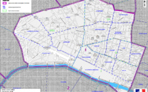 Le 2e arrondissement fait partie de la 1ère circonscription législative de Paris