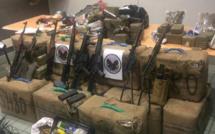 Saisie d'armes exceptionnelle par la Sécurité territoriale des Hauts-de-Seine