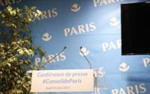 Conseil de Paris de juin 2017 : conférence de presse de présentation