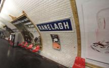 Coups de couteau à la station Ranelagh à Paris