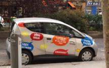 Pics de pollution : Paris offre la gratuité d'Autolib pour la première heure d'utilisation