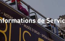 Les déviations à l'origine de l'accident d'un bus touristique à Paris ?