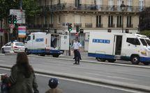 Opération antibraquage réussie sur le boulevard Montparnasse