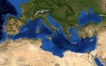 En marche pour l'Union Pour la Méditerranée (UPM)