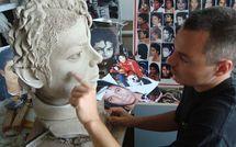 Bientôt des bustes de Michael Jackson signés Jean-Baptiste Seckler