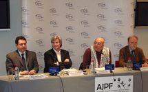 Députés, maires et personnalités françaises de retour de Gaza