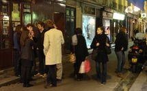 Voyage au centre de la fête rue des Canettes