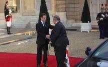 1ère visite d'Etat en France d'un président irakien