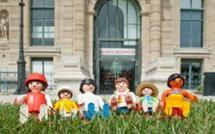 """""""Il était une fois Playmobil"""" au Musée des Arts décoratifs"""