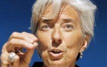 Christine Lagarde attendue au Conseil de Paris