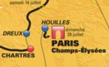 Le Tour de France 2018 touché par des mesures de sécurité