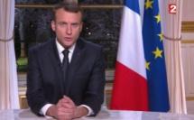 Emmanuel Macron sait parler comme Maître Yoda