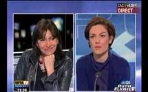 Anne Hidalgo - Chantal Jouanno : un dialogue à roder