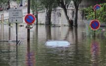Paris évacue les berges de Seine