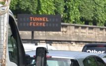 Une porte étanche pour protéger le tunnel des Tuileries